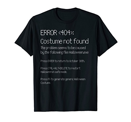 Easy Diy Halloween Costumes For College Students (ERROR 404: COSTUME NOT FOUND - Easy DIY Costume)