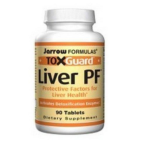 Jarrow Formulas Liver PF, 90 Tablets