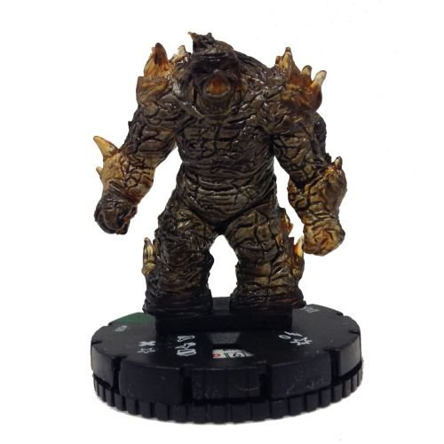 Heroclix DC The Flash #028 Tar Pit Figure Complete with Card