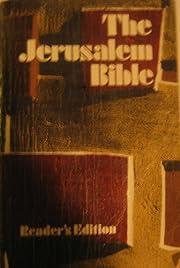 The Jerusalem Bible, Reader's Edition af…