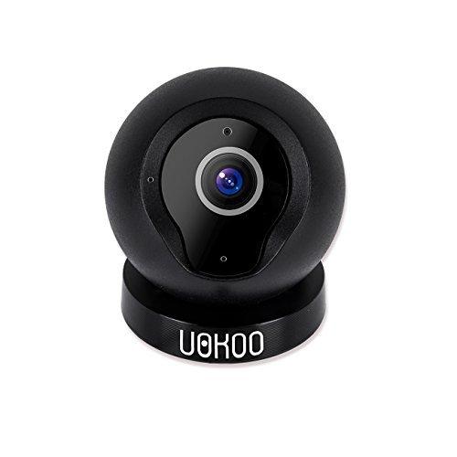 UOKOO Wireless Security Camera, 1280x720p Mini Security IP C