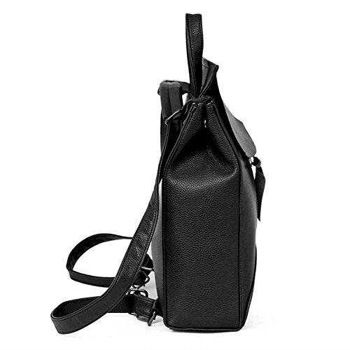 158046 Negro Mochila Gowind6 marrón casual 01 Marrón TwBnq1IF