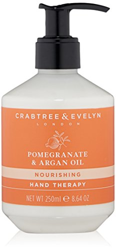 (Crabtree & evlyn Pomegranate & Argan Oil Nourishing Hand Therapy - 8.64 oz)