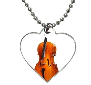 Amazon Com Cello Instrumento Musical Etiqueta De Perro Para