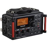 Tascam DR-60DMK2 – Audiorecorder für DSLR-Kameras