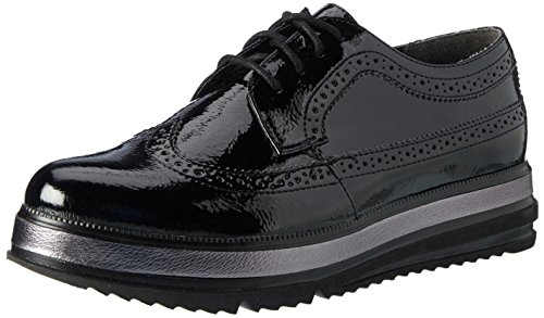black Black Tamaris 23700 Women''s Oxfords Patent n0wYUgx1Oq