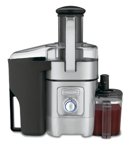 Cuisinart CJE-1000  Die-Cast Juice Extractor (With Juicer Pulp Extractor)