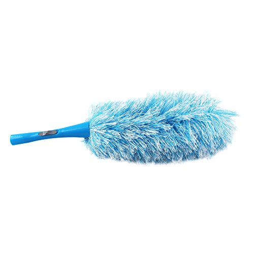 Houseables Cobweb Duster Ceiling Fan Long Fluffy