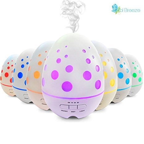 Dino egg diffuser is perfect for a nursery or kid's room!
