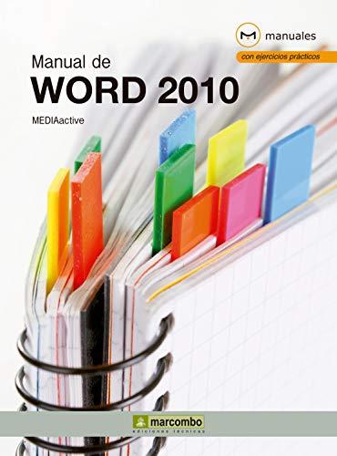 (Manual de Word 2010 (Manuales) (Spanish Edition))