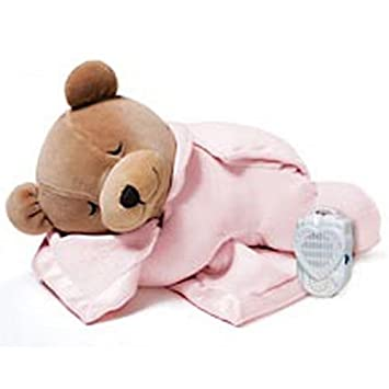 Prince Lionheart Original Slumber Bear with Silkie Blanket - Blue 0022