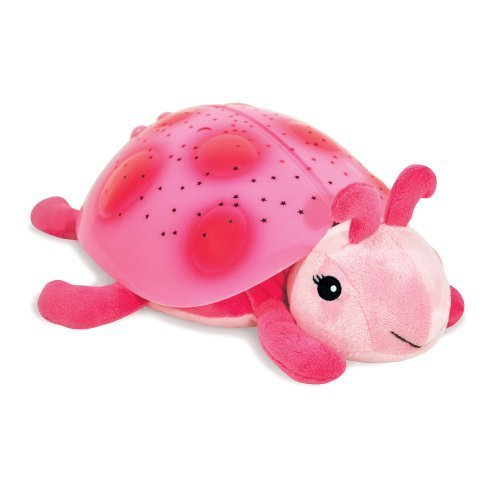 Cloud B Twilight Ladybug Plush Nightlight