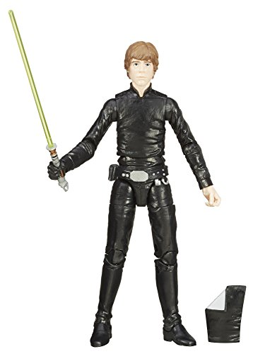 Star Wars The Black Series Luke Skywalker Jedi Knight 6
