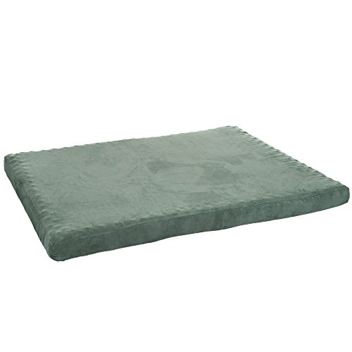 PETMAKER 3 inch Foam Pet Bed - 25.5 x 19 inches - Forest by PETMAKER
