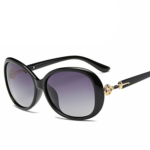 Emerg Phone - influx of polarized sunglasses Sunglasses sunglasses ladies,Bright black box