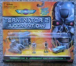 (Micro Machines Terminator 2 Judgement Day Collection #1)