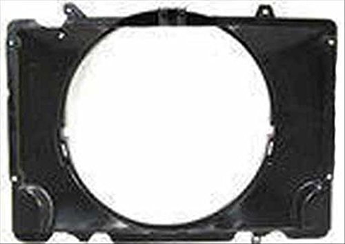 OE Replacement Nissan Datsun//Pathfinder Radiator Fan Shroud Partslink Number NI3110101