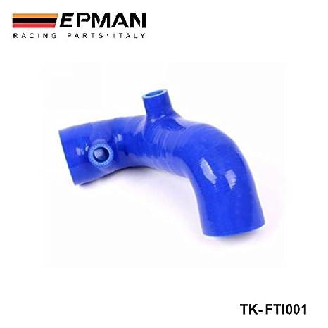 EPMAN-silicona turbo intercooler radiador kit de la manguera de admisión de inducción para Fiat Punto 1.4 GT 93-99 (1 unidad) TK-FTI001: Amazon.es: Coche y ...