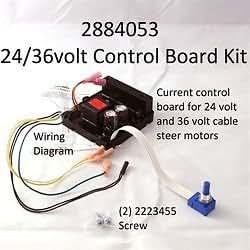 41bpg5O5gqL._QL70_ amazon com minn kota fortrex main control board 2264054 sports