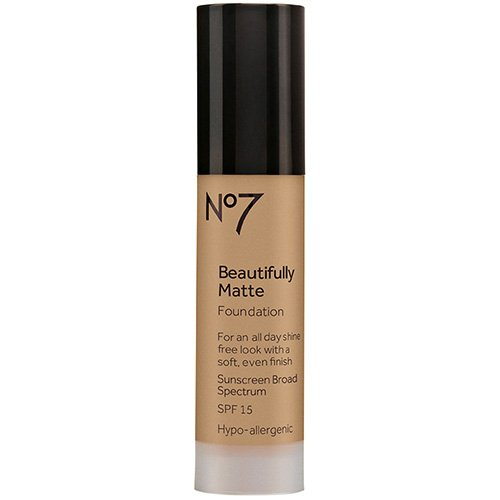 BOOTS No7 Beautifully Matte Foundation Cool Vanilla
