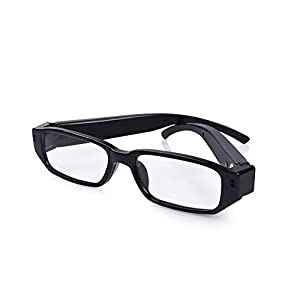 HD 1280×720P Eyewear Hidden Camera Eyeglasses Spy Camera Glasses Fashion Loop Video Recorder Portale Security Cam