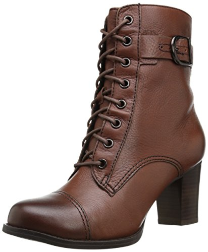 Clarks Women's Jolissa Gypsum Boot,Brown,8.5 M US