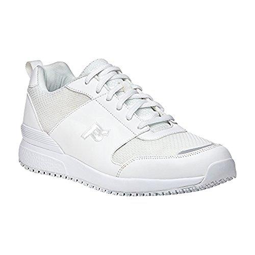 Propet Mens Simpson Shoe White 13 X (3E) & Oxy Cleaner Bundle FykS8zD