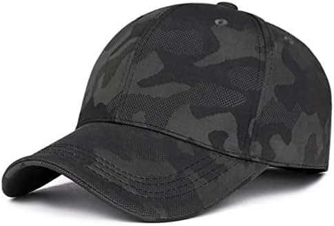 Vivi&2annie numerous in Variety Baseball Cap Adjustable Camouflage Sunscreen Baseball Hats Silk Fabrics for Sports