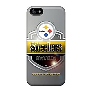 Faddish Phone Pittsburgh Steelers Cases Case For Sam Sung Galaxy S4 I9500 Cover / Perfect Black Friday