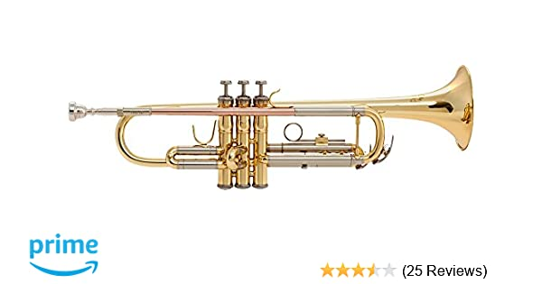Amazon prelude tr711 bb lacquered student trumpet musical amazon prelude tr711 bb lacquered student trumpet musical instruments sciox Images