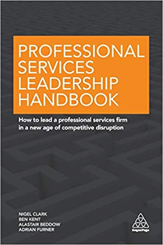 Professional Services Leadership Handbook How To Lead A