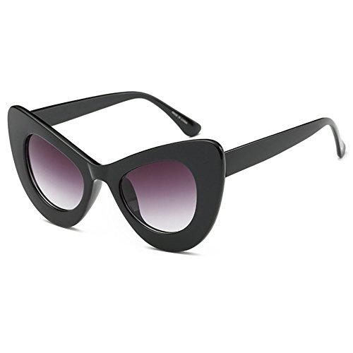 Glasses Eye de Gradient Party 4 Cat Style Color Show sol hibote Wild Gafas Summer qPFxR