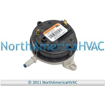 Ducane OEM Furnace Replacement Air Pressure Switch 0.60 80W52