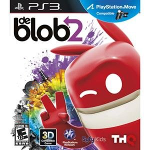 NEW De Blob 2 PS3 (Videogame Software)