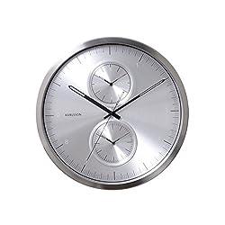Karlsson Modern Wall Clocks KA5508SI