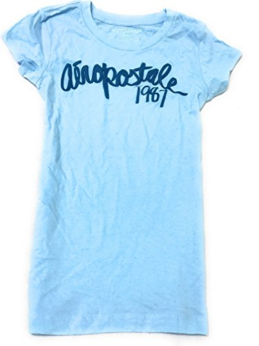 Blue Graphic Tee (Aeropostale graphic tee blue medium)