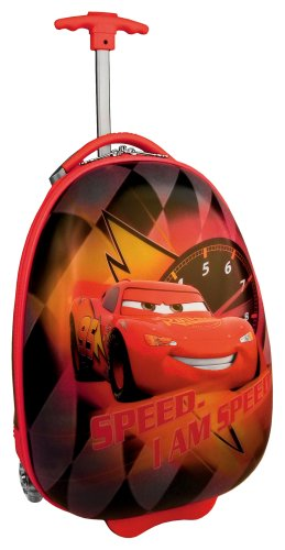 "Disney Cars 18"" Rollaboard Luggage"