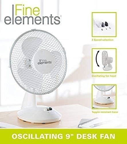 Fine Elements Desk fan 9