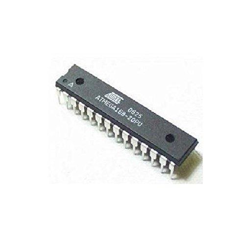 Exiron 1PCS ATMEGA168-20PU DIP28 ATMEL IC MCU 8BIT 16KB FLASH NEW