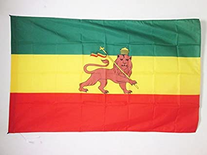 Amazon.com: Etiopía Bandera de 1897 – 1974 3