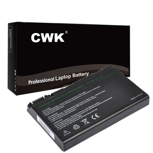 CWK New Replacement Laptop Notebook Battery for Acer Aspi...