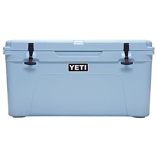 YETI 10065100000 Tundra 65 Cooler, Ice Blue