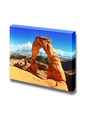 Beautiful Landscape Sunset at Famous Delicate Arch Utah Usa Home Deoration Wall Decor ing