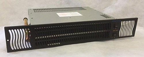 Bidex 900 Central Heating Kickspace Kitchen Plinth Heater - Black Grill