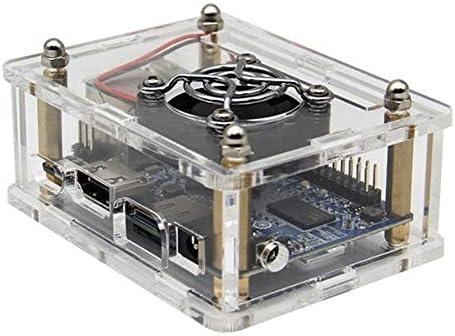 Ji Yun 4-en-1 Orange Pi One + disipador de Calor del Ventilador de ...