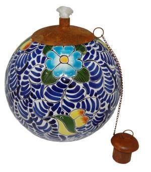 Mexican Style Outdoor Lamps