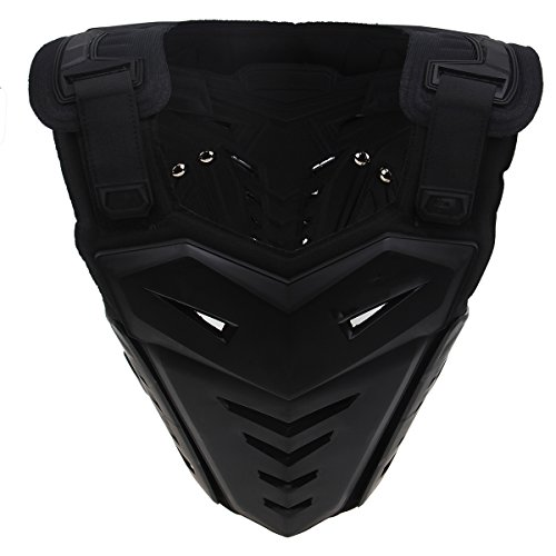 Chest Back Vest Armor Protector for Motocross Riding Skating Skiing Scooter by Possbay (Image #3)