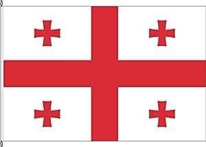 Presencia Banner Georgia–40x 250cm–Bandera y banner