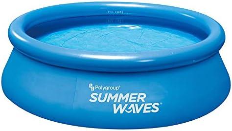 Summer Waves - Juego de piscina (244 x 66 cm, incluye bomba de ...