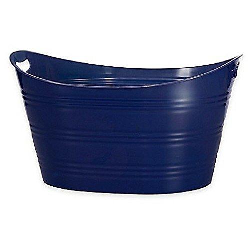 Creative Bath Storage Tub (Navy)